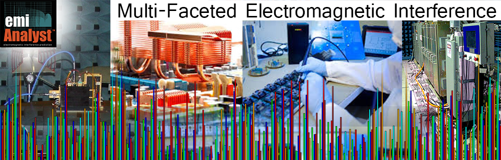 Electromagnetic Interference Software - Multi-Faceted Electromagnetic Interference