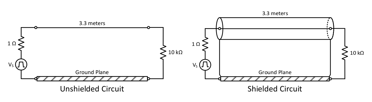 unshielded-circuit-shielded-circuit